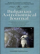 Bulgarian Astronomical Journal